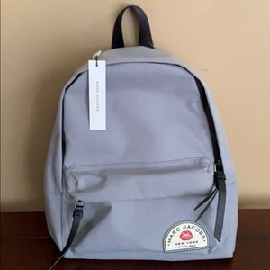 Marc Jacobs Collegiate backpack (grey/griffin) NWT